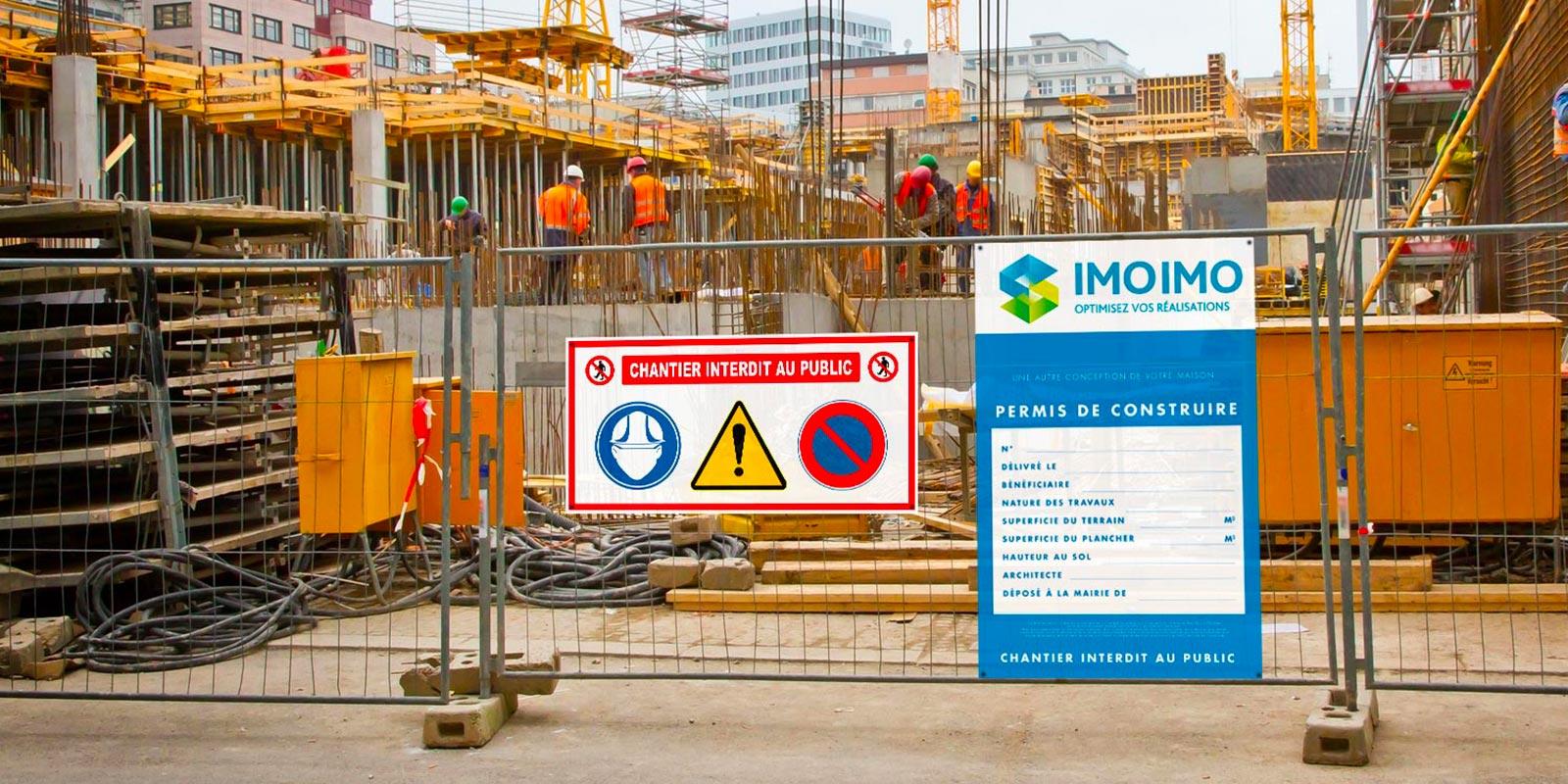 Panneaux de Chantier & Permis de Construire | Multisigne
